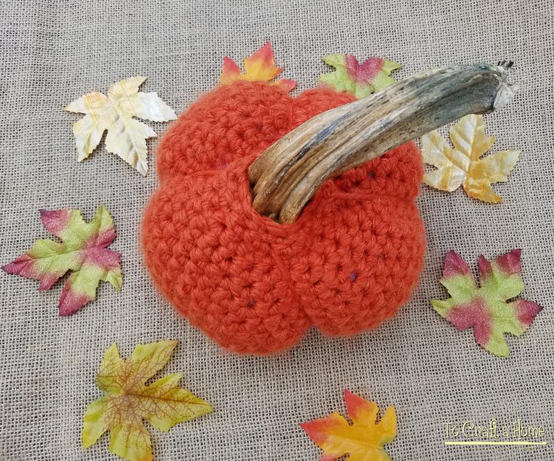 Free Crochet Pumpkin Pattern To Craft A Home