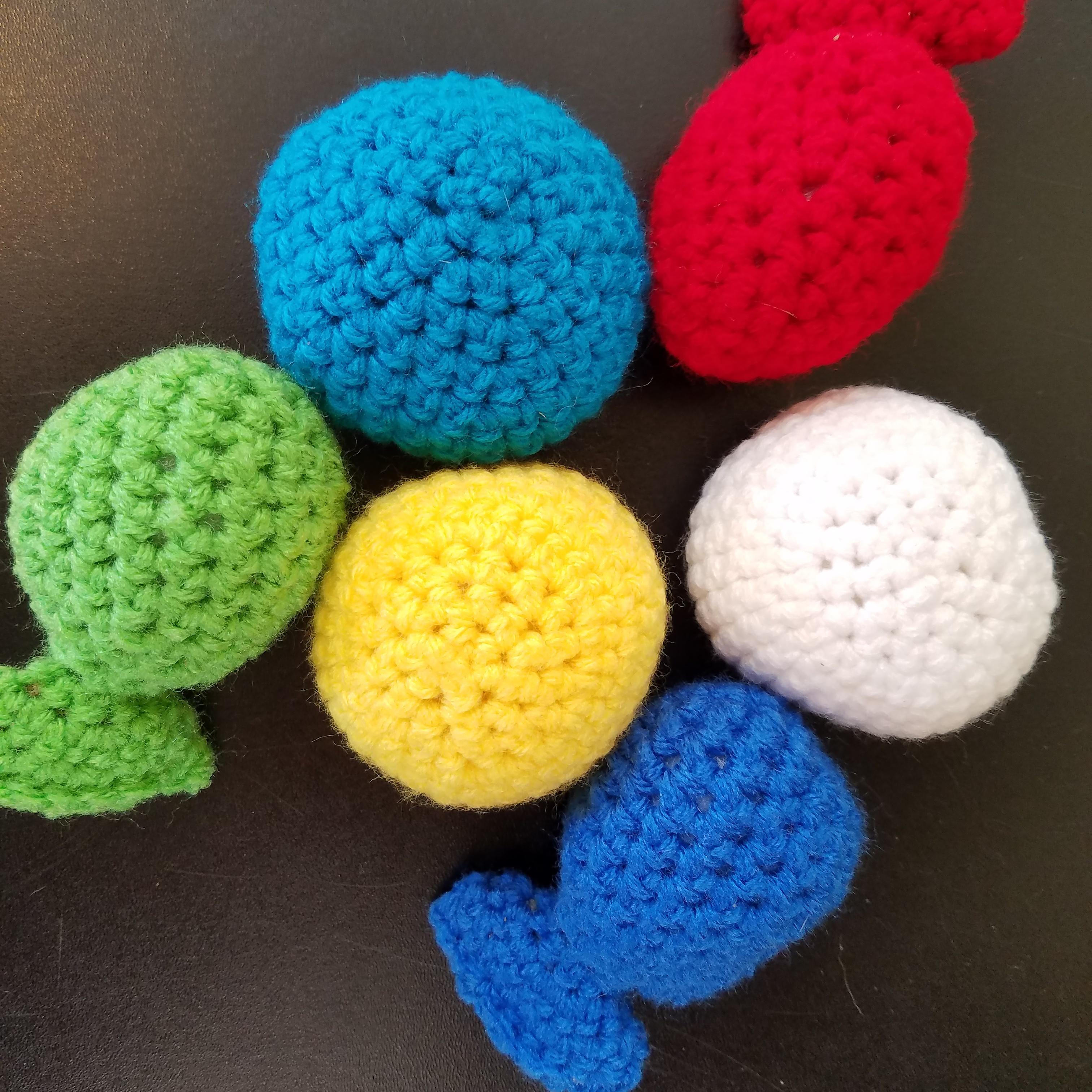 Big Ball Cat Toy free crochet pattern | Crochet cat toys, Crochet ... | 3024x3024